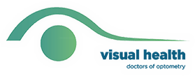 Visual Health Doctor's of Optometry Logo