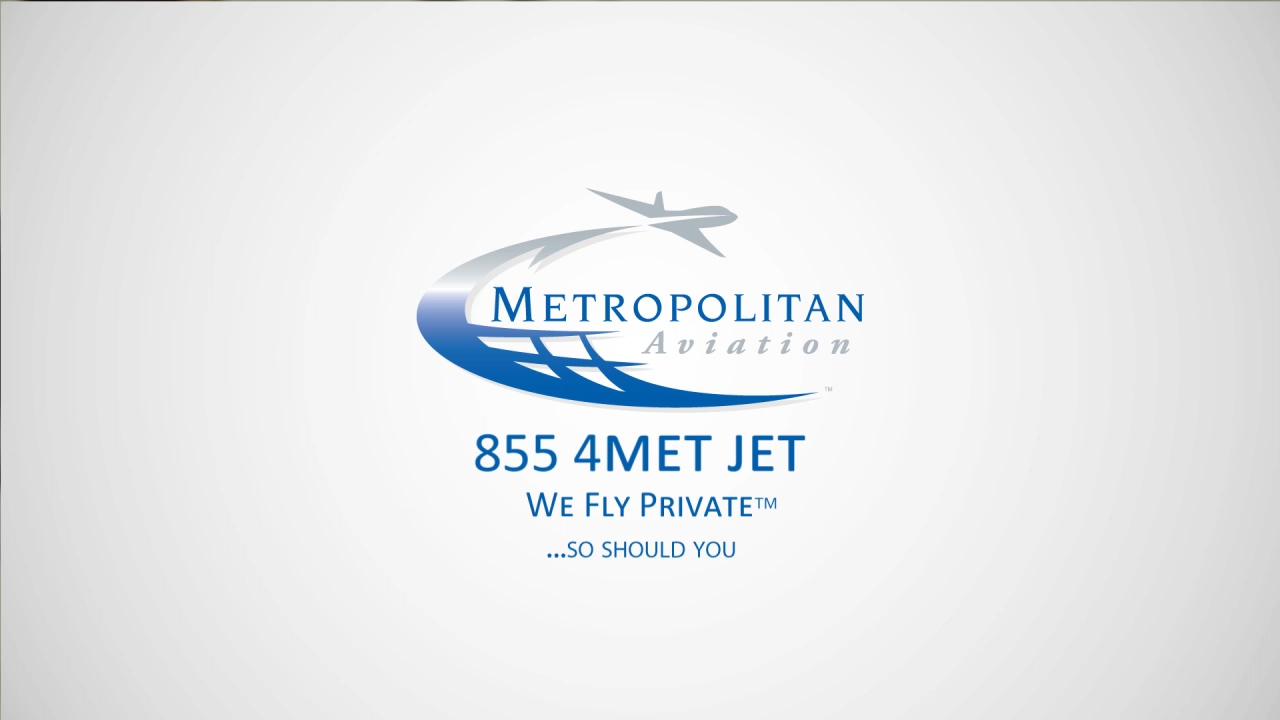 YouTube Marketing Video Screenshot for Metropolitan Aviation