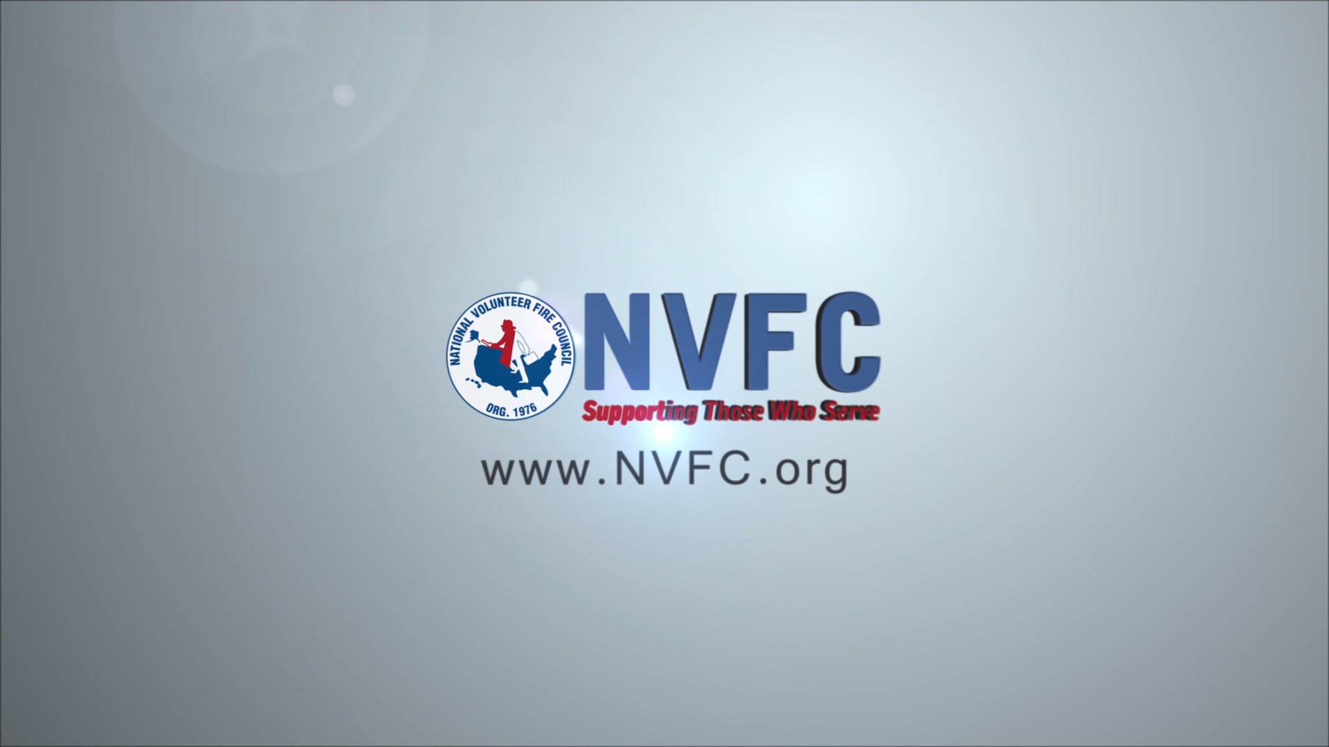 Training and Recruitment Video Screenshot for NVFC