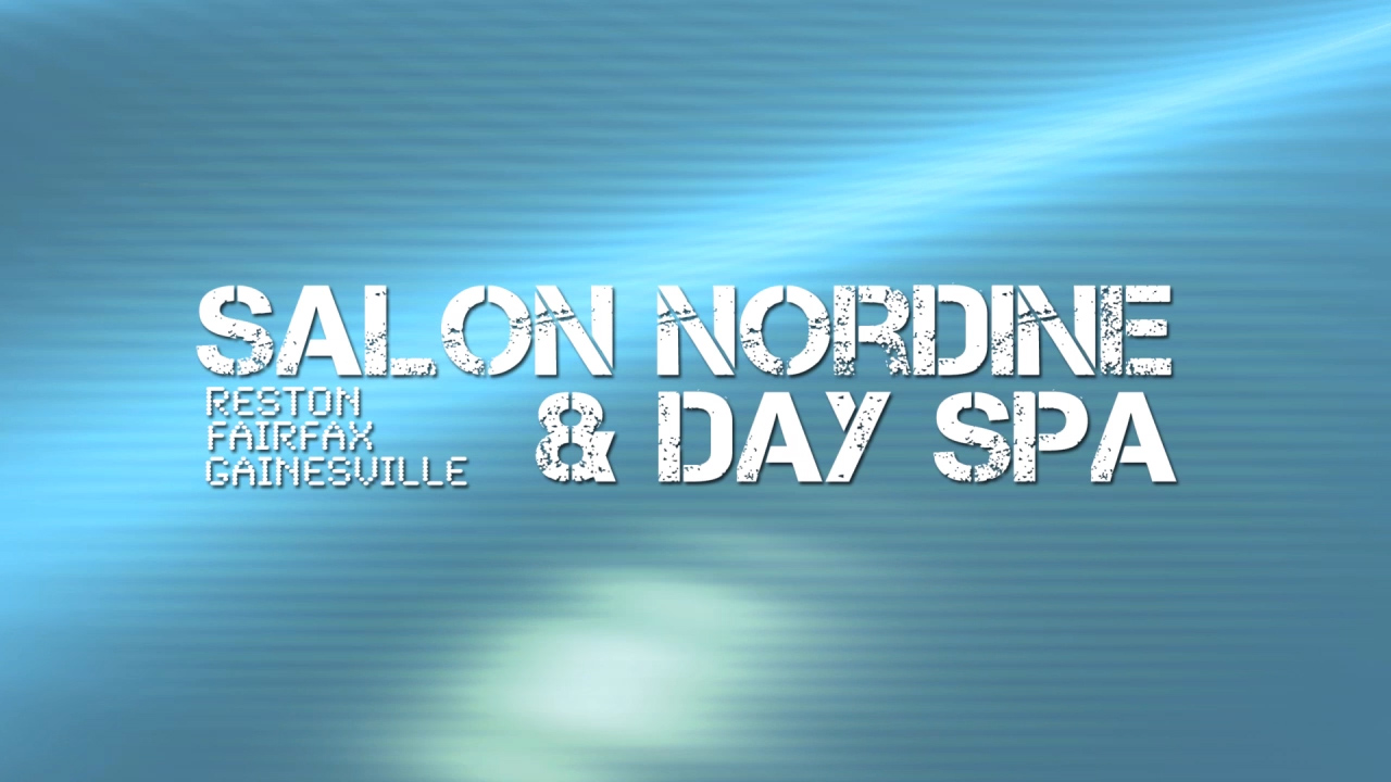 Promotional Video Screenshot for Salon Nordine & Day Spa