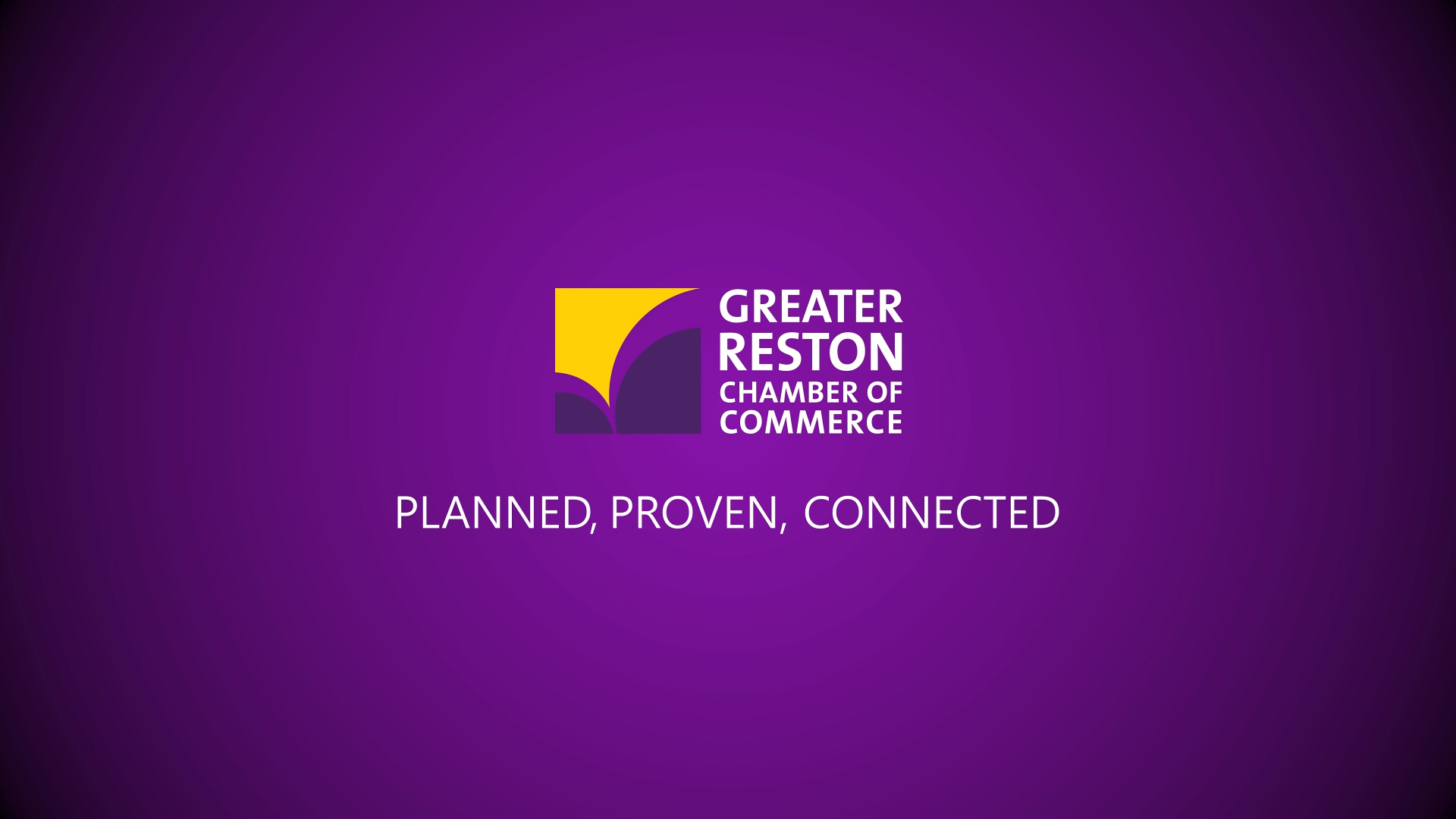 Promotional Video Screenshot for Greater Reston Chamber of Commerce